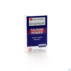 Energie Taurine Power Comp Efferv.30