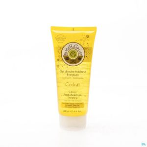Roger&gallet Cedrat Gel Douche Tube 200ml