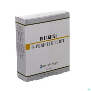 Vitamine D Complex Forte Natural Energy Perle 120