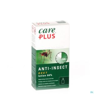 Care Plus Deet A/insect Lotion 50% 50ml 32410