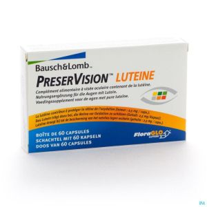 Preservision Lutein Caps 60