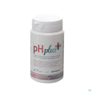 Ph Plus Pot Caps 120 20554 Metagenics