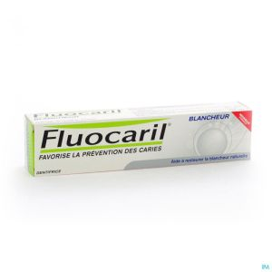 Fluocaril Whitening Dentifrice 125ml