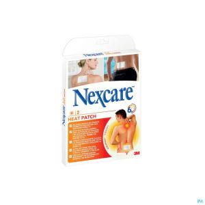 N2002p Nexcare Heating Patch 2 Compresses Autochauffantes