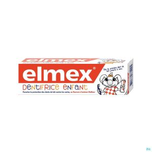 Dentifrice Elmex® Enfant Tube 50ml