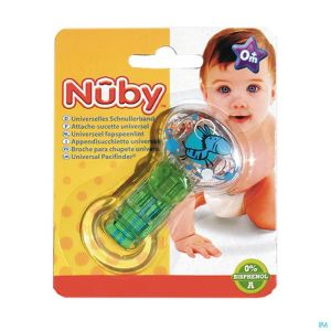 Nûby Attache-sucette Universel Pacifinder®