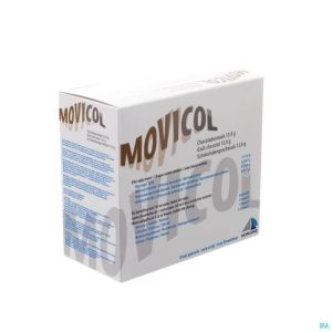 Movicol Impexeco Chocolat Pdr Sach 20x13,9g Pip