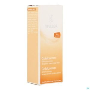 Weleda Coldcream Creme Visage Nf Tube 30ml