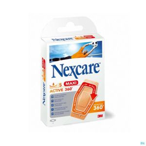 N1005nsd Nexcare Active Strips 360° Maxi 1 Taille