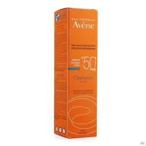 Avene Sol Cleanance Solaire Ip50+ 50ml